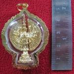 องค์เจ้าแม่กวนอิมพันมือทรงสูงองค์ใหญ่เนื้อทองเลี่ยมทองไมครอนค่ะ
