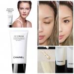 Chanel Correction Complete Cream (Chanel CC Cream) #12 Beige Rose ผิวขาว อมไปทางชมพู (หรือต้องการปรับความสว่างของผิวให้เปล่งปลั่ง) ขนาดขาย 30 มล. (ของแท้ มีกล่อง)