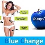 blue change