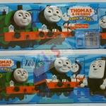 กล่องดินสอ 2 ชั้น ลายการ์ตูน Thomas