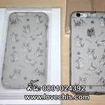 เคส iPhone 6Plus/6s Plus ใส(นิ่ม)