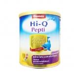 นมผง Dumex Hi-Q Pepti 400 g.นมผงดูเม็กไฮคิวเปปติ