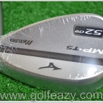 NEW MIZUNO MP-T5 WHITE SATIN WEDGES 52* DYNAMIC GOLD FLEX WEDGE