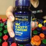 Puritan's Pride NAC n-acetyl cysteine