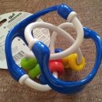 ของเล่นเด็ก ของเล่นเด็กอ่อน ของเล่นเสริมพัฒนาการ Rhino สีน้ำเงิน
