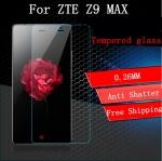 ฟิล์มกระจกนิรภัย Tempered Glass สำหรับ Nubia Z9 Max