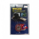 SOLEX LOCK DISK รุ่น 9025