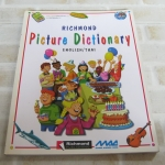 Richmond Picture Dictionary English/ Thai