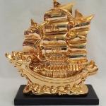 สินค้าหมดค่ะ เรือมังกรสีทองสมปรารถนาราบรื่นค่ะ