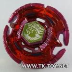 TAKARA TOMY BEYBLADE BB-47 RED EARTH EAGLE AQUILA 145WD [RARE]