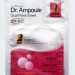 Etude Dr.ample dual mask sheet(Promote resilience)