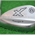 CALLAWAY X-FORGED CHROME 52* GAP GW FLEX WEDGE