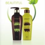 HyBeauty Vitalizing Hair & Scalp Shampoo and Conditioner ไฮบิวตี้แชมพู