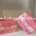 Colly Pink Collagen 6000mg (คอลลาเจน เกรดพรีเมี่ยมจากญี่ปุ่น 6000mg) ขนาดทดลอง 2 กล่อง (10ซอง/กล่อง)