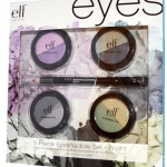 ❤❤ พร้อมส่งค่ะ ❤❤ E.L.F. Cosmetics, Eyeshadow Set - Night, 5 Piece Set, 0.56 oz (16 g)