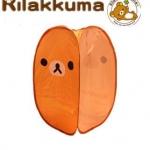 ตะกร้าใส่ผ้า Rilakkuma แบบ pop-up พับเก็บได้ด้วย