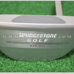 "NEW BRIDGESTONE GOLF TD - 01 34"" PUTTER"