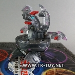 Bakugan Darkus Translucent Alpha Hydranoid 340G [Limited Edition]