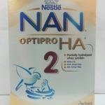 Nestle NAN OPTIPRO HA2 BL 700 g. นมผงแนนเฮชเอ2 (3 กล่อง)