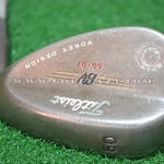 TITLEIST VOKEY SPIN MILLED WEDGE 60.07 DYNAMIC GOLD FLEX WEDGE
