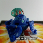 (บาคุกันของแท้) Bakugan Battle Brawlers Blue Aquos Frosch [MG]