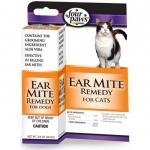FourPaws Ear Mite น้ำยากำจัดไรหู สำหรับแมว