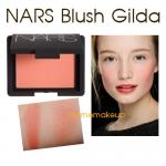 ลด37.5% เครื่องสำอางแท้ Nars Blush สี GILDA ขนาดขายจริง4.8g. มีกล่อง counter ห้างไทย บลัชปัดแก้ม สีส้มcoral แมท ไม่มีชิมเมอร์