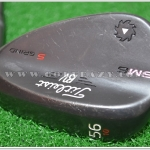 TITLEIST VOKEY SM6 BLACK 56*10 SAND WEDGE N.S. PRO 105T FLEX R