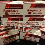 raspberry extra slim