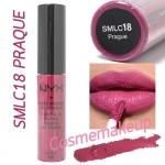 NYX SOFT MATTE LIP CREAM #SMLC18 PRAQUE