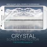 ฟิล์มใส ลดรอยนิ้วมือ Huawei Ascend G7 เกรดพรีเมี่ยม ยี่ห้อ Nillkin