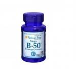 Mega Vitamin B-50 Complex