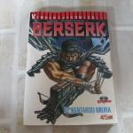 BERSERK ชุด เล่ม 1-37 Kentarou Miura เขียน (สภาพสะสม)