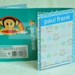 Post it 4 พับ 4แบบ Paul Frank