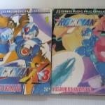 ROCKMAN X 3 เล่ม 1-2 (ยังไม่จบชุด) Yoshihiro Iwamoto เขียน