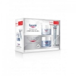 Eucerin ชุดผลิตภัณฑ์ลดเลือนริ้วรอย Hyaluron Day & Night Cream แถมฟรี Hyaluron 3x Deep line Filler