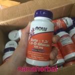 Now Foods, Beta-1,3/1,6-D-Glucan เบต้ากลูแคน