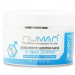 NUMAN Aura white sleeping mask
