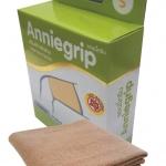 Anniegrip สำหรับสวมต้นขา THIGH size L- ผ้าซัพพอร์ทรูปแบบใหม่ เนื้อผ้ายืดได้ 4 ทิศทาง ชุบซิงค์ออกไซร์นาโน ป้องกันแสงยูวี และกลิ่นอับชื้น เสริมสร้างสัดส่วน บรรเทาอาการปวด สำเนา