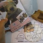 ชุด Kit ทำตุ๊กตาหมี 14 cm. - Herbie Bear