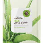 The Saem natural aloe mask sheet สำเนา สำเนา