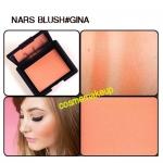 Nars Blush สี GINA 4.8g.)ขนาดขายจริงมีกล่อง counter ห้างไทย บลัชปัดแก้มสีออกโทนส้มเพียวๆ หวาน ๆชานมส้ม แบบ matte