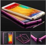 กรอบอลูมิเนียม Samsung Galaxy Note 3 รุ่น Aluminium Bumper สุดหรู !!