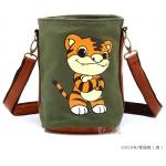 [Preorder] กระเป๋าสะพายข้างลายสัตว์ประจำปีนักษัตร ลายเสือ (ปีขาล) North bag 2013 Korean version of the original cartoon Zodiac constellation pattern leisure Shoulder Messenger bag