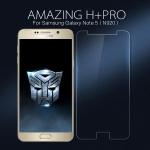 ฟิล์มกระจก Samsung Note 5 รุ่นบางพิเศษ (0.2mm) ยี่ห้อ NILLKIN