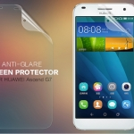 ฟิล์มด้าน ลดรอยนิ้วมือ Huawei Ascend G7 เกรดพรีเมี่ยม ยี่ห้อ Nillkin