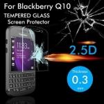 ฟิล์มกระจกนิรภัย Tempered Glass สำหรับ BlackBerry Q10