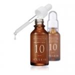 It's Skin Power 10 Formula YE Effector 30ml เซรั่มบำรุงผิว ฟื้นฟูซ่อมแซมบำรุงเซลล์ผิว สารสกัดจากยีสต์ เพื่อผิวแน่น ฟื้นผิวให้เนียนนุ่ม กระชับ
