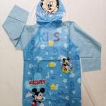 เสื้อกันฝนลายการ์ตูน Mickey Mouse