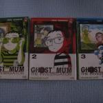 คุณแม่ยอดนักสืบ GHOST MUM THE INVESTIGATOR เล่ม 1-3 (ยังไม่จบชุด) Tomokazu Sato เขียน